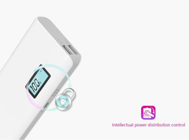 ROMOSS Sense 4 Sense4 Plus Dual USB Display Power Bank 18650 Powerbank Portable Charger 4