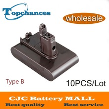 Wholesale 10PCS High quality Replacement Power Tool Battery 22 2V 2000mah Li ion Type B for
