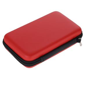 Image 4 - 1pcs EVA Carrying Case Bag for New 3DS XL 3DS LL 3DS XL 3 Styles for Nintendo Pouch Hard Bags with Strap Blue Black Red