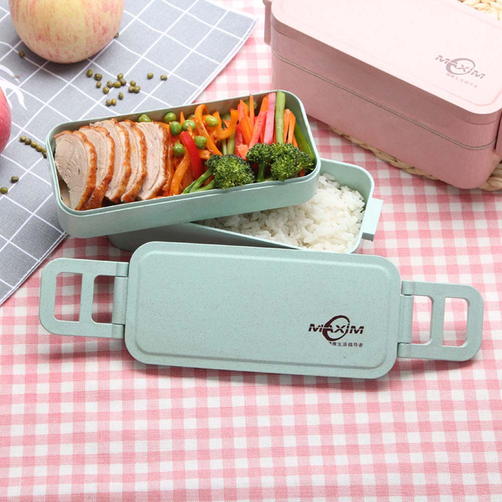 High Quality 1.4L Lunch Box PP5 Food Container Students children ...