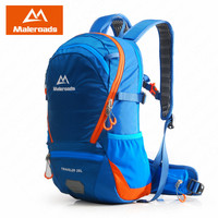 Maleroads Outdoor Ultralight Backpacks 20L Camping Bag Waterproof Sports Backpack Outdoor Travel Cycling For Unisex