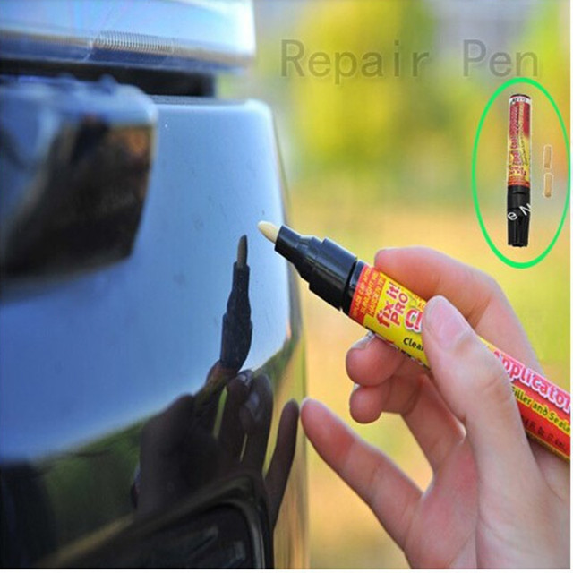 Wholesale 144 Pcs/Pack Car Paint Repair Pen Fix It Pro Clear Car ...