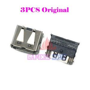 Image 1 - 3pcs HDMI Connector Port Socket for Sony PS3 Super Slim 3000 4000