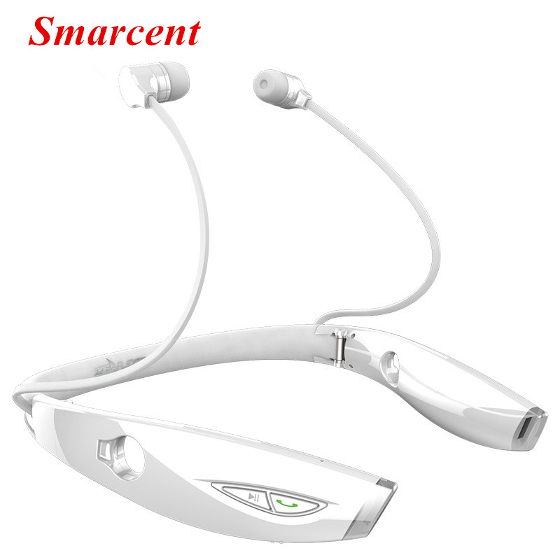 hot sale stereo bluetooth headset sport bluetooth earphone wireless headphone auriculares bluetooth for iphone andriod phone Smarcent Stereo Sport Bluetooth Headset Auriculares Wireless Headphone Handfree Luminous For iPhone 7 xiaomi bluetooth earphone