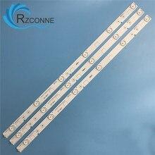 """571mm LED aydınlatmalı şerit 6 lamba Hisense 32 """"TV LED32K20JD LED32K30JD E227809 LED32EC260JD LED32EC110JD HXF S 6V/LED"""