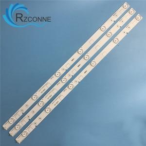 Image 1 - Bande de rétroéclairage pour Hisense, 571mm, LED, 6 lampes 32 pouces, télévision LED 32K20JD LED 32K30JD E227809 LED 32EC260JD LED 32EC110JD HXF S 6V/LED