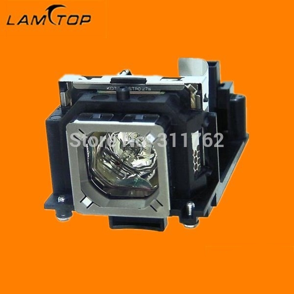 Compatible  projector bulb / Projector lamps with housing POA-LAMP129   fit for PLC-XW65 projector lamp poa lmp128 compatible bulb with housing for sanyo plc xf71 plc xf1000 lx1000 6 years store