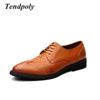 2018 Spring And Autumn New Models Men S Casual Shoes Hot British Style Wild Business Suits