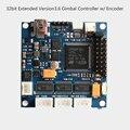 BaseCam SimpleBGC 32 Poco Extendida Brussless Cardán Controller Versión 3.6 con encoder para dslr cardán estabilizador de G15