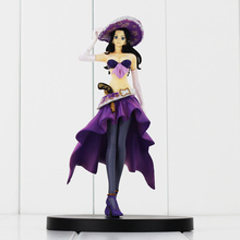 One Piece Nico Robin Purple Figure