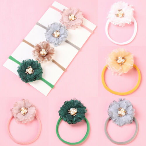 1pcs Kids Girl Baby Crystal Hair Ring Rope Ponytail Holder Elastic Colorful Cute Band Fashion Lovely High Quality Hot Headwear