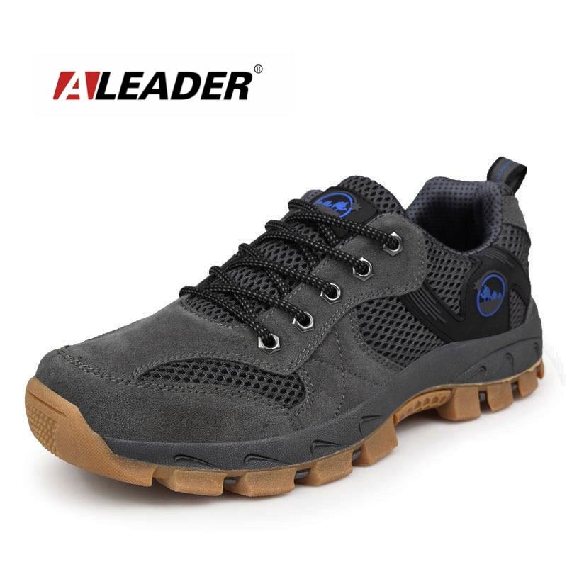 Al Aire Libre de Los Hombres Grandes del Tamaño Zapatos Ocasionales Cómodos Zap
