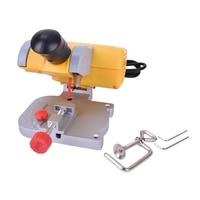 Mini Electricity cutting machine 220V 7800 rpm mini cut out mini saw miter saw non ferrous metal metal wood plastic 90W