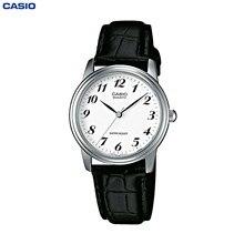 Наручные часы Casio MTP-1236PL-7B мужские кварцевые на кожаном ремешке
