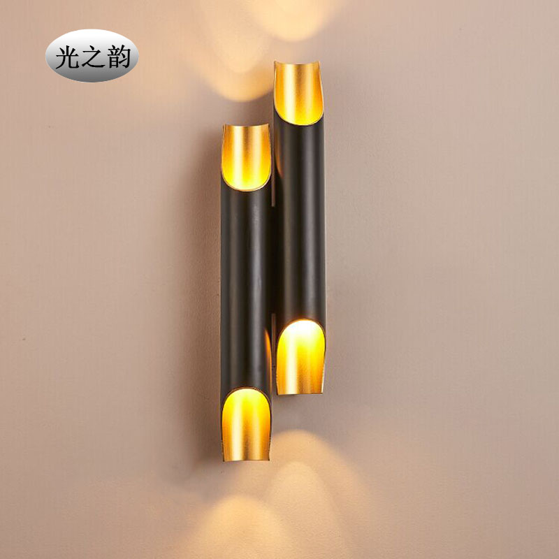 modern Foyer bedroom bedside corridor wall lamp wall sconce bean glass ball wall light LED round ball wall lamp