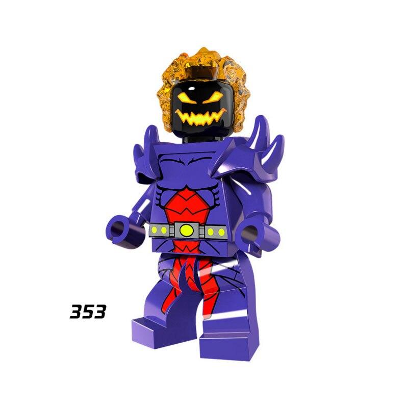 Single Sale Super Heroes Star Wars 353 Dormammu Model Mini Building Blocks Figure Bricks Toy Kids Gift Compatible Legoed Ninjaed