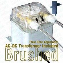100 ~ 240Vac, 100 мл/мин. Перистальтический Насос с трансформатором, сменные Перистальтический напор насоса и утвержденными FDA PharMed BPT Трубки