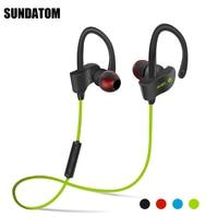 Bluetooth 4 1 Wireless Headphones Ear Hook Fashion Sport Earphones Hifi Stereo Mp3 Music Player Earbuds
