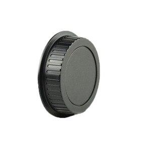 Image 1 - 10pieces camera Rear Lens Cap for Canon 1000D 500D 550D 600D EF EF S Rebel T1i eos Camera