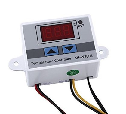 FGHGF 12/24/220V Digital Control Temperature Microcomputer Thermostat Switch Thermometer New Thermoregulator Temperature Sensor dial thermostat temperature control switch for electric oven ac 220v 16a 50 300c degree y05 c05