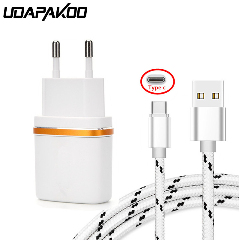 Official Website Travel Fast Eu Plug Charger Or Type C Charger Usb For Xiaomi Mix 2 Mix 2s Note 2 3 Max Mi 5 5c 5s Play For Htc U Play 10 Evo With A Long Standing Reputation