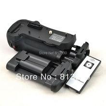 MB-D12 батарейный блок+ ИК-пульт дистанционного управления+ EN-EL15 Аккумулятор для цифровых зеркальных камер Nikon D800 D800E D810
