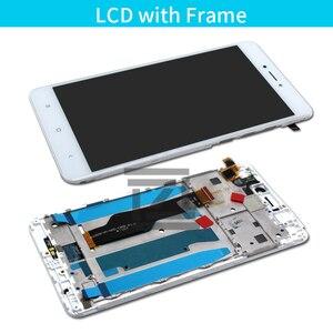 Image 4 - Dla Xiaomi Redmi Note 4 globalny wyświetlacz LCD ekran dotykowy Digitizer zgromadzenie dla Redmi note 4x snapgradon 625 ekran naprawa części