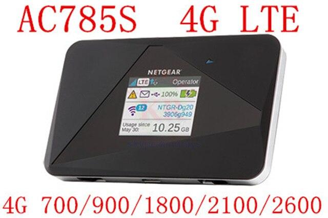 Aircard AC785s LTE 4g router netger 785s Aircard 4g lte mifi router dongle 4G LTE pocket wifi router pk 970 e5876s 782s e5878