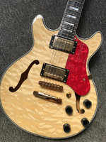 Custom Shop Natural Wave Classic 339 Hollow Jazz Guitar with Wholesale China Guitars free shipping