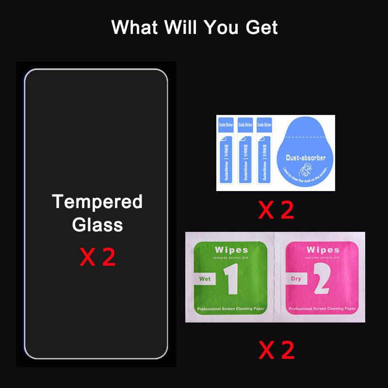 2 個 Xiaomi Redmi 3s 3 ガラススクリーンプロテクター Redmi 上 2.5D 3s 保護安全強化 xiaomi Redmi 3 3s