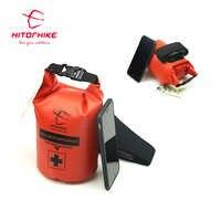 Waterproof dry bag 2L Waterdichte Ehbo Tas Nood Medische Kits Reizen Camping Wandelen Survival Droge Zak Drugs Storage Case bag