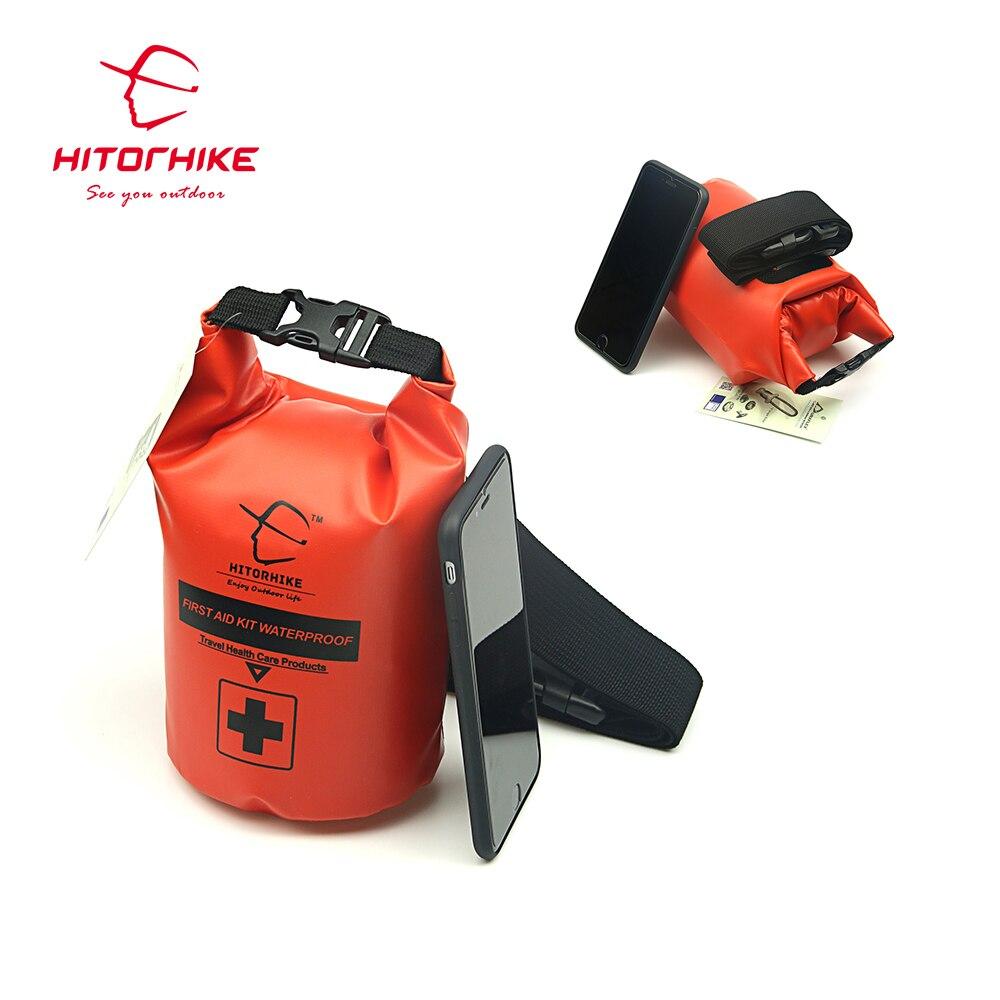 Waterdichte dry bag 2L Waterdichte Ehbo Tas Nood Medische Kits Reizen Camping Wandelen Survival Droge Zak Drugs Storage Case bag