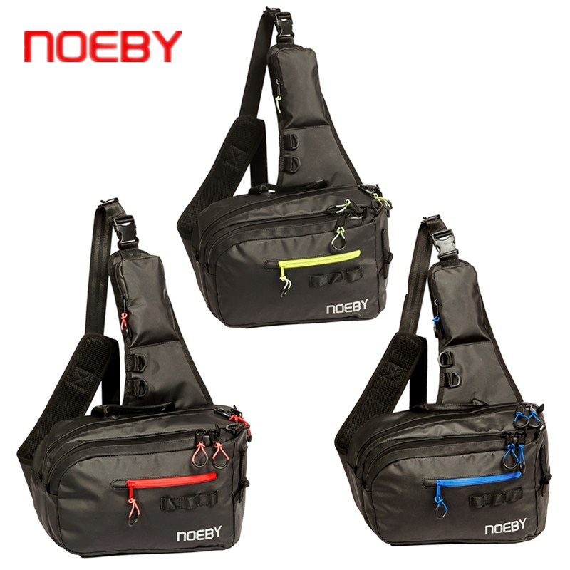 NEW NOEBY Fishing Bag S/M Size Multifunctional Multifunctional Tackle Lure Bagpack Bolsa De Pesca Waterproof Waist Sport Package our very own dog