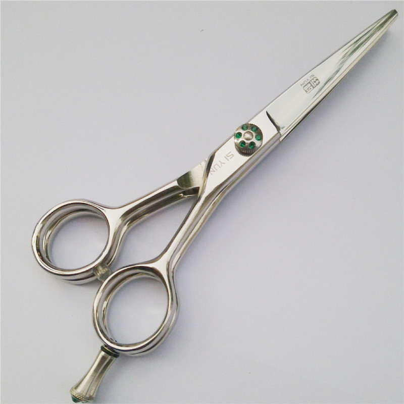 ФОТО SiYun brand professional hairdressing multiple scissors,2pieces combined cutting type of hair scissors