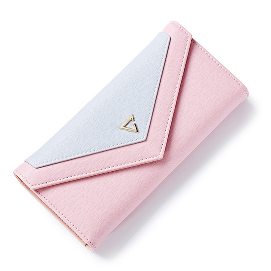 New Geometric Envelope Clutch Wallet For Women PU Leather Hasp Fashion Lady Design Female Wallet For Phone Money Bags Coin Purse встраиваемый светильник gumarcris 412gri