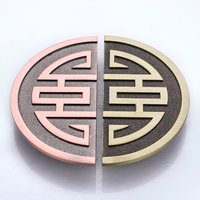 Chinese Style Symmetry Pulls Drawer Handles Kitchen Cabinet Pull Dresser Drawer Handle Knobs