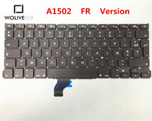 Genuine New FR Keyboard A1502 For Macbook Pro Retina 13″ 2012-2015 Year Language version FR Replacement