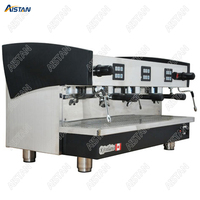 KT16.3 professional seti automatic italy type three group coffee maker espresso cappuccino coffee machine 16 Liters