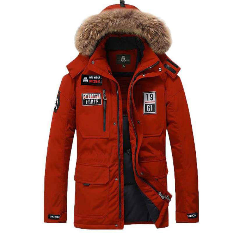 Jackets discount Thick Warm