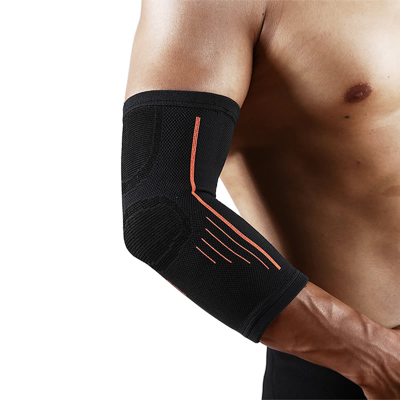 Lonew Elbow Brace Compression Sleeve 2 Piece Elbow Sleeve