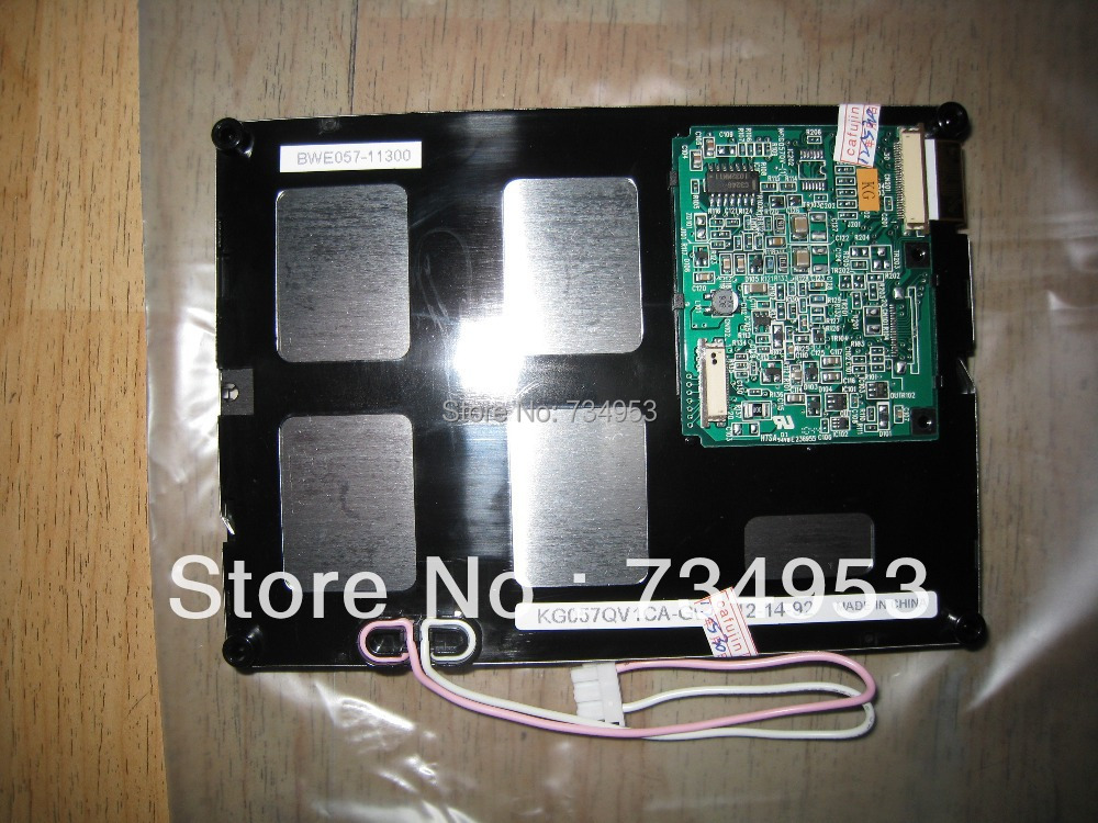 NEW and original LCD DISPLAY LCD PANEL KG057QV1CA-G60NEW and original LCD DISPLAY LCD PANEL KG057QV1CA-G60