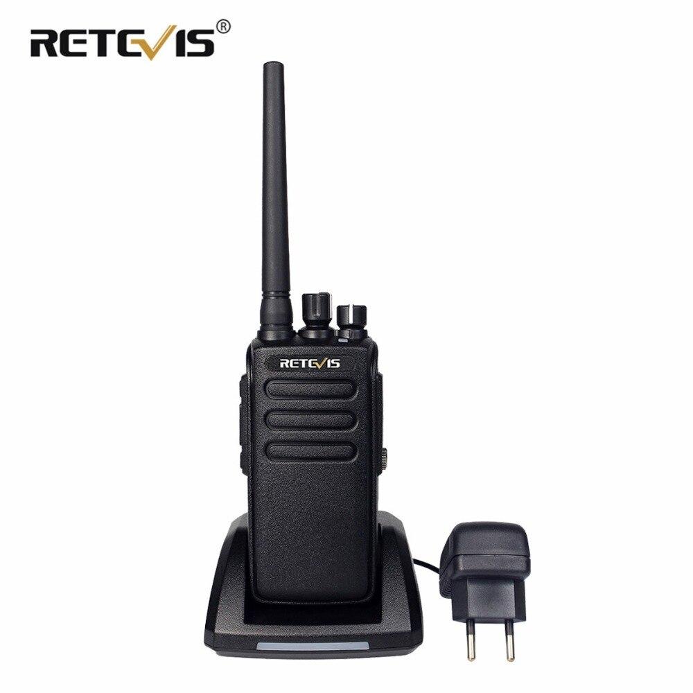 10 W DMR Radio Retevis RT81 Puissant Talkie Walkie IP67 Étanche UHF VOX Cryptage Longue Portée 2 Façon Hf Radio chasse/Randonnée