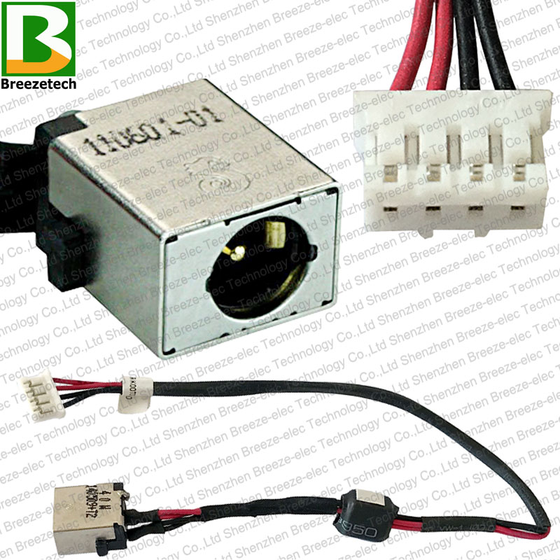 GENUINE REPLACEMENT IN CABLE PLUG-IN 4 PIN AC//DC POWER for ACER ASPIRE SERIES
