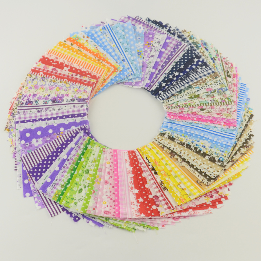 Buy 30 pieces 10cmx10cm fabric stash for Fabric supply