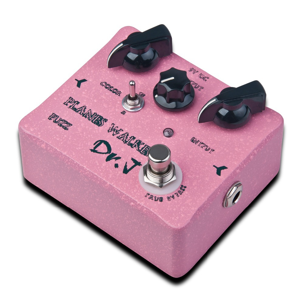 Dr. J Planes Walker Fuzz Electric Guitar Effect Pedal efeito True Bypass D-56 набор канцелярский planes