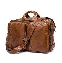Многофункциональный кожаный рюкзак, бесплатная доставка