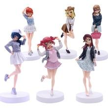 24cm Anime Love Live EXQ SUNSHINE Girls School Idol Project Kunikida Hanamaru Ruby Kurosawa PVC Figure Collectible Model Toys