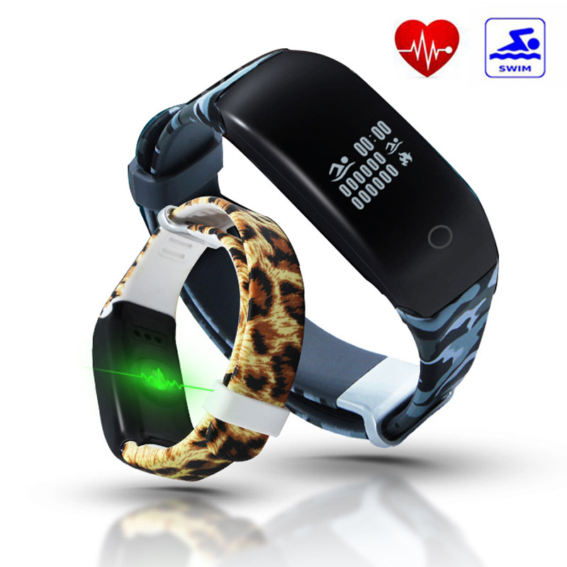 IP67 Swimming bluetooth Smart Wristband H5 Sports Band Heart Rate Monitor Bracel