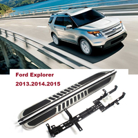 For Ford Explorer 2013.2014.2015 Auto Running Boards Side Step Bar Pedals High Quality Brand New Original Design Nerf Bars