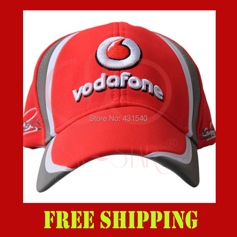 24dfd80fc08 Free Shipping F1 McLaren driver racing Embroidering baseball caps snapback  casual hat trucker hat C11F-in Baseball Caps from Apparel Accessories on ...